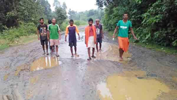 ormanjhi ranchi halwadi village 1