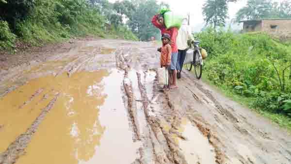 ormanjhi ranchi halwadi village 3