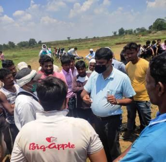 Dead bodies of 2 children found in Dobha fear of murder