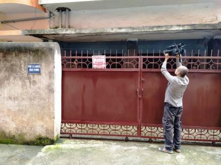 Income tax raid on the bases of three businessmen including Vishnu Aggarwal Pawan Bajaj 2